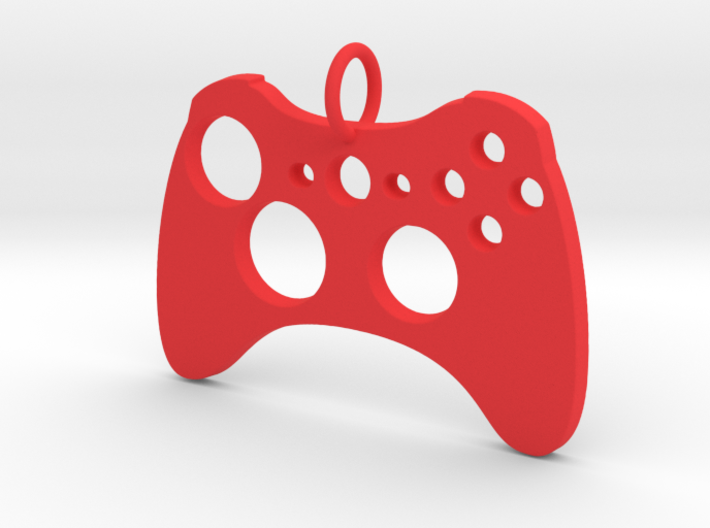 Xbox One Controller 3d printed