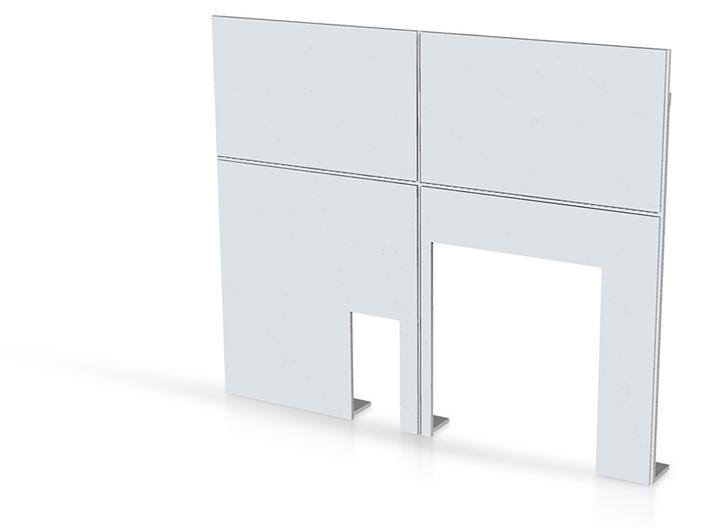 40x45 Roll Door 3d printed