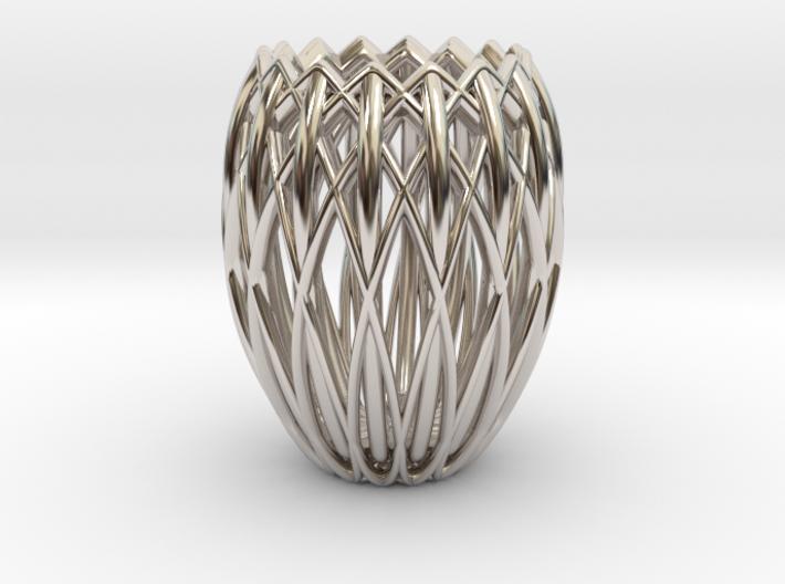 Basket Candlestick 4.5cm 3d printed