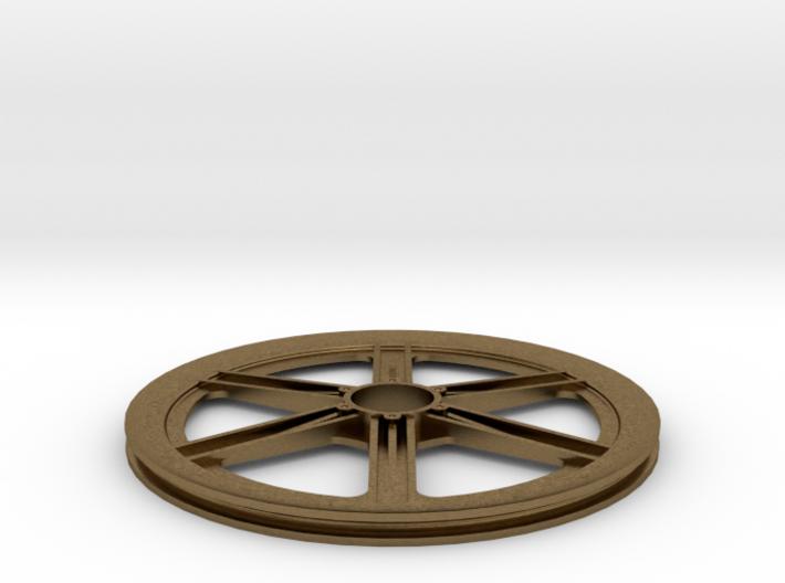Motormast-Rolle 3d printed