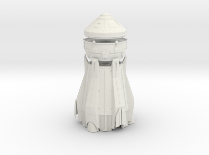 1/72 NASA / JPL ARES MARS ASCENT VEHICLE 3 STAGE 3d printed
