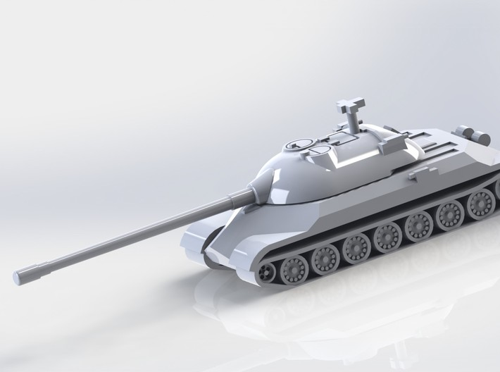 IS-7 Heavy Tank 1/285 6mm 3d printed