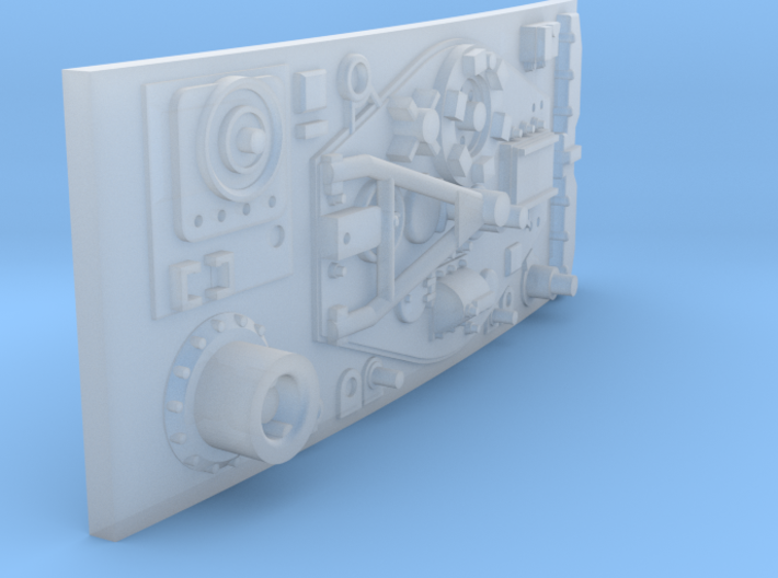YT1300 MPC SIDEWALL RIGHT CENTER 3d printed