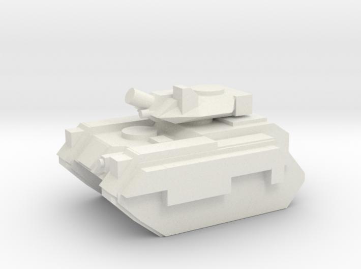 [5] Mortar Carrier (Triplex Phall Pttn) 3d printed