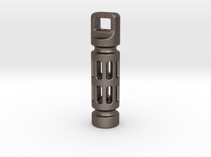 Tritium Fob 3dp Unkillable 3d printed
