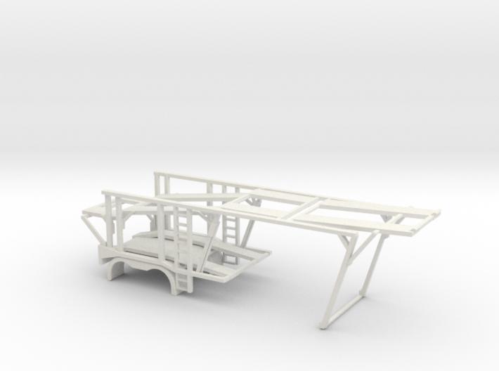 1/50 Car Hauler Front 3d printed