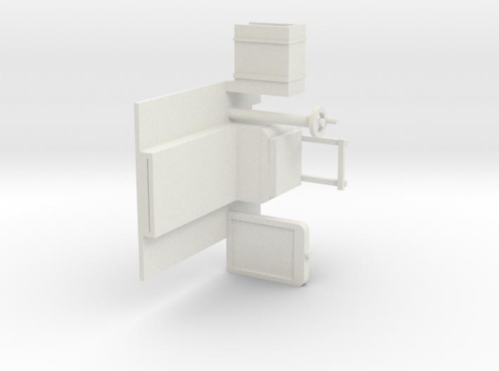 B-1-43-simplex-interior 3d printed