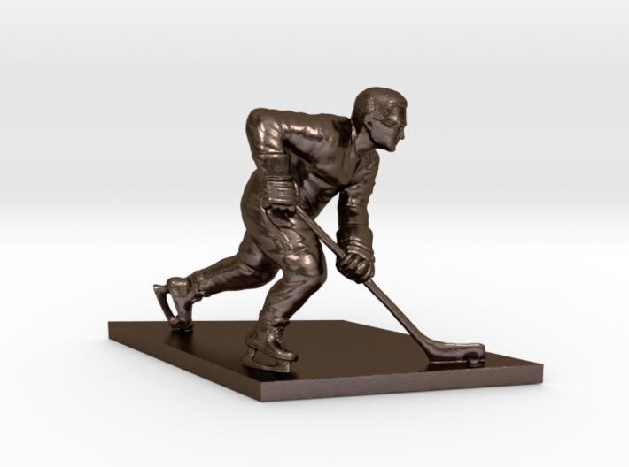 Hockey Player 3d printed