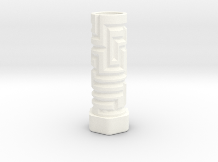 Labyrinth Gift Box Bottom - By sneakypoo 3d printed