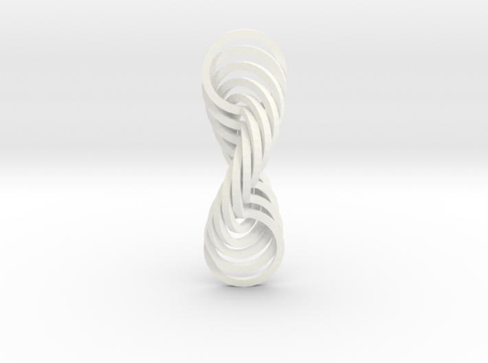 Circle Rainbowspin 3d printed