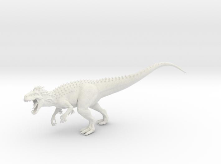 Indominus Rex 1:144 3d printed