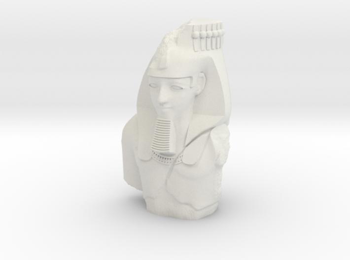 28mm/32mm Younger Memnon/Ramesses/Ozymandias 3d printed