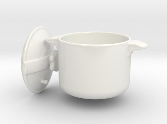 Pressure Cooker Bowl 3d printed