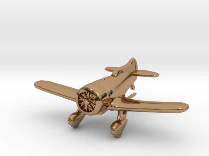 1:144 Gee Bee Model Z Racer Plane 3d printed