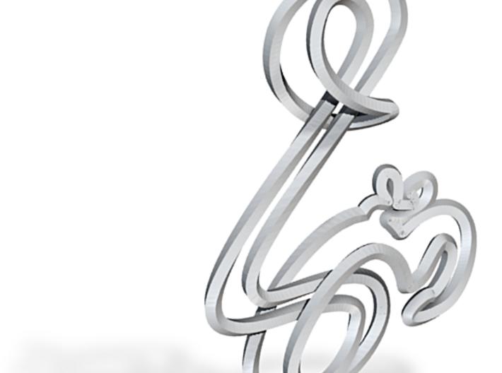 Infinity OM 3d printed