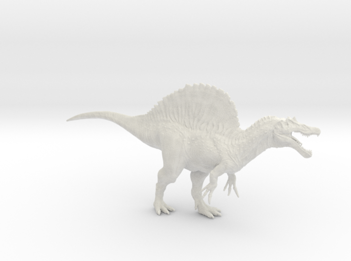 Spinosaurus 1/144th Scale DeCoster 3d printed