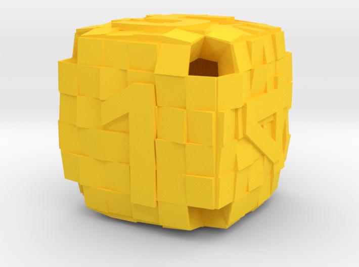 D6 Tiles 3d printed