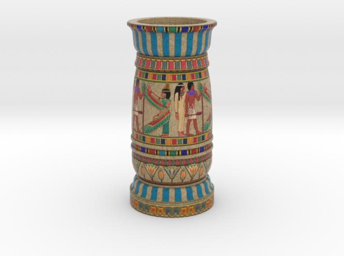 Vase Egypt 3d printed