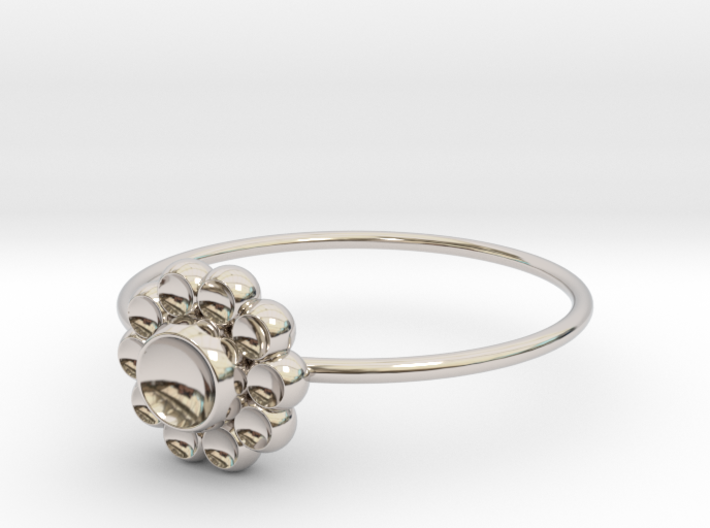 Size 6 Shapes Ring S4 3d printed