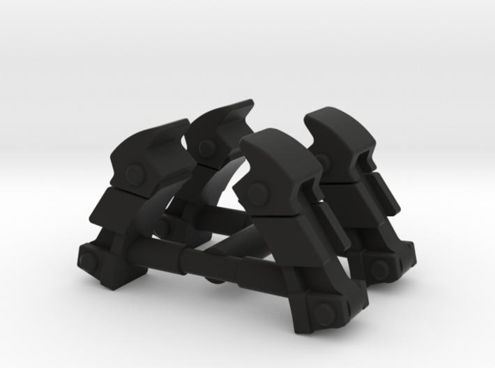 AJ10018 Hood Latch (2 pairs) 3d printed