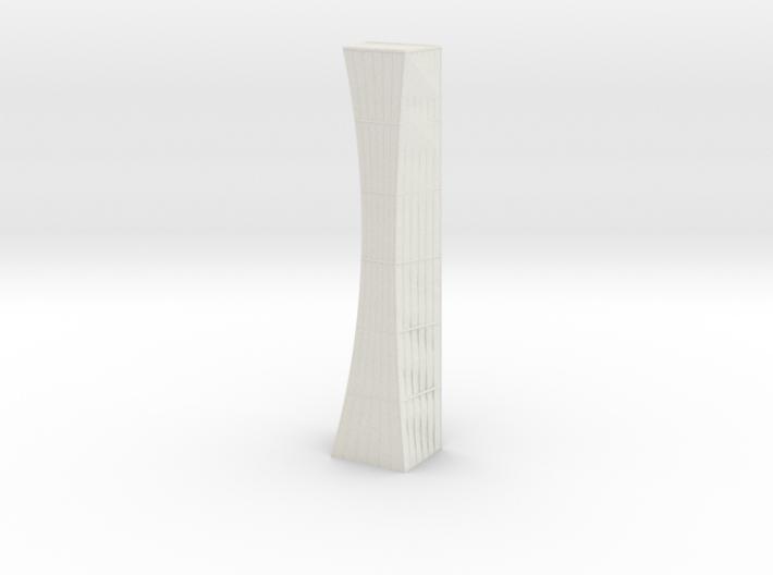 Anki & Guild Cityscape - The Curve 3d printed