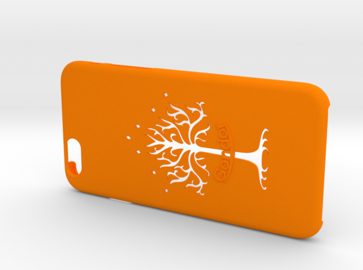 iphone6S Case with White Tree of Gondor 3d printed