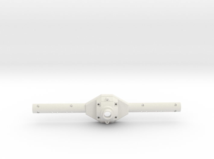 Front Axle Housing 3d printed