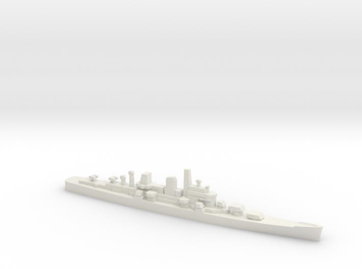 Boston-Class Cruiser, 1/3000 3d printed