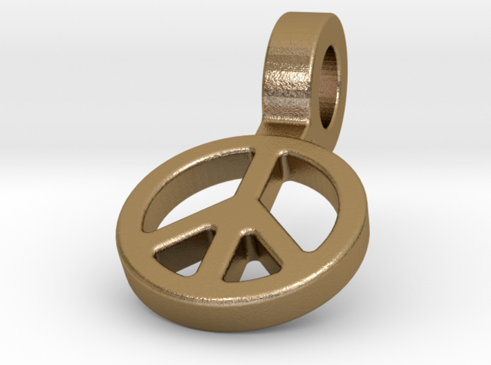 World Peace 3d printed