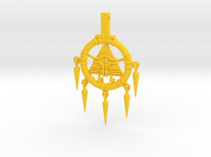 Mini Billennium Ring (Gravity Falls X Yu-gi-oh!) 3d printed