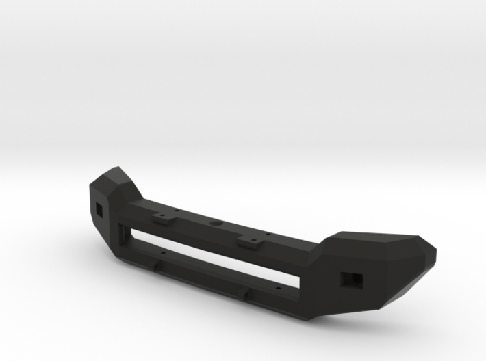 F250 Bumper for Axial SCX10 3d printed