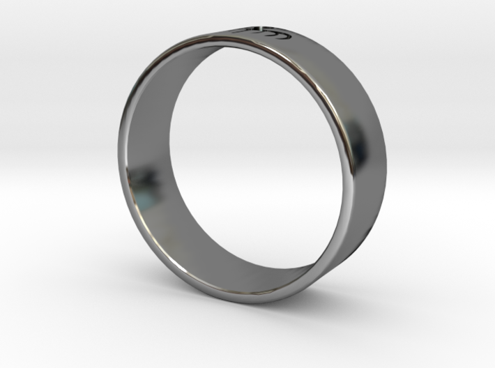 James Bond: Spectre Ring - Size 13 3d printed