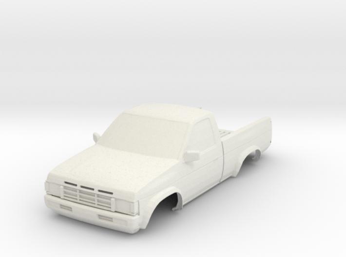Nissan Desert Runner 3d printed