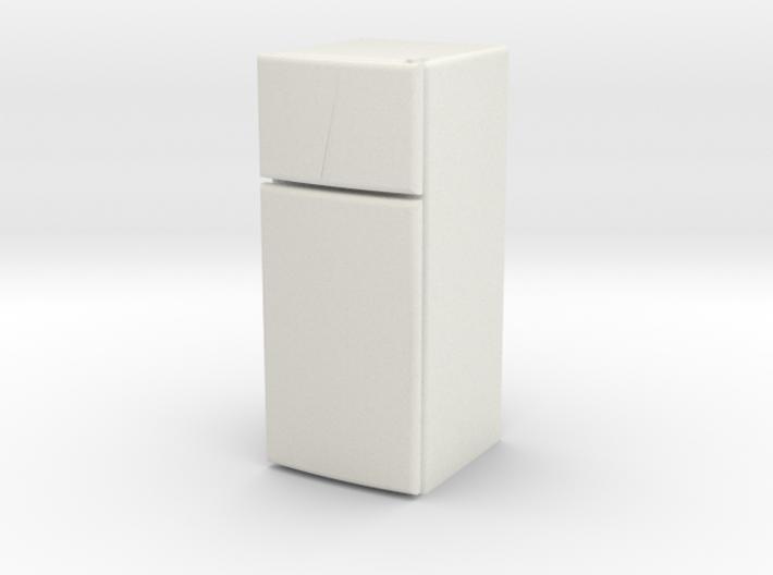 1:48 Apartment Small Fridge 3d printed