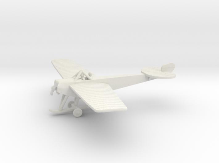 Nieuport 6M 3d printed 1:144 Nieuport 6M