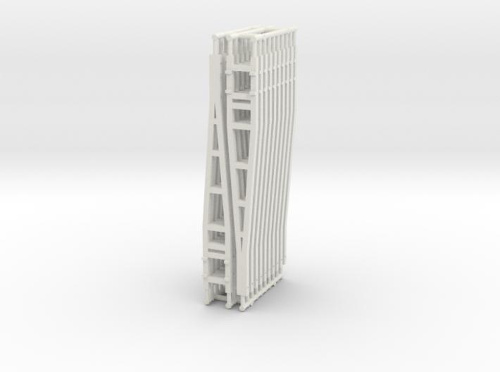 BLS Y-houder, Serie van 20 3d printed