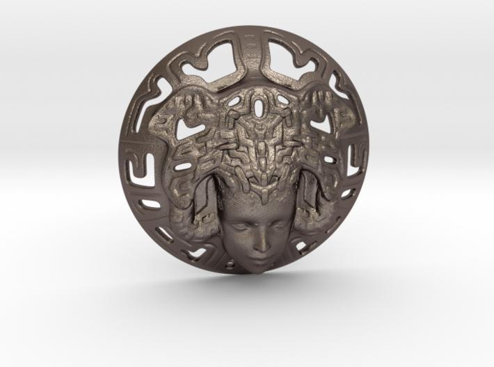 Mayan Princess 7 Cm 3d printed
