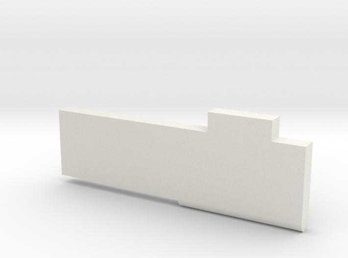 Lock Bar 3d printed
