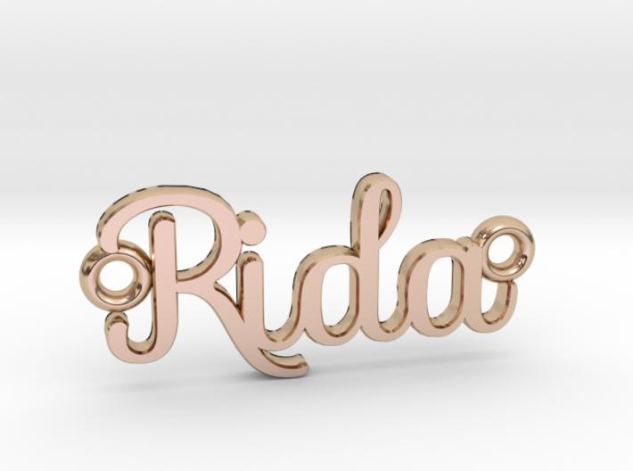 Rida 3d printed