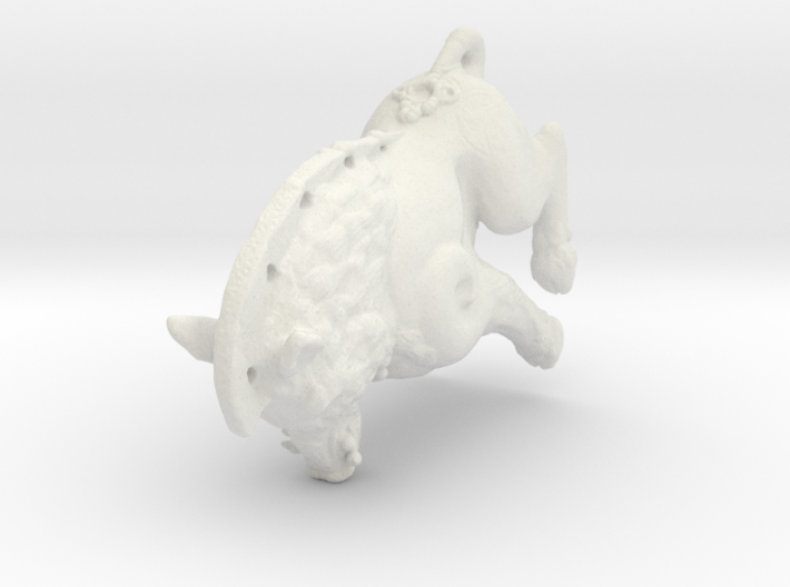 Small Boar 3d printed