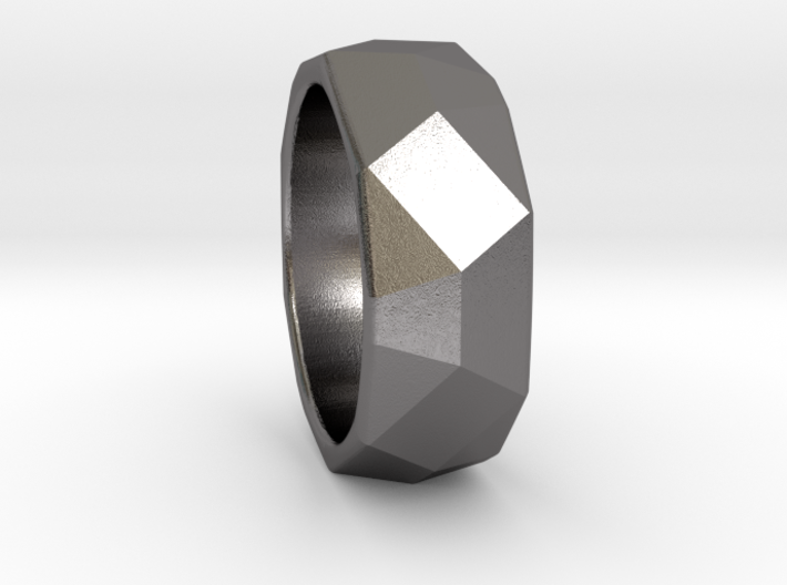 CODE: WP8RS - RING SIZE 7 3d printed