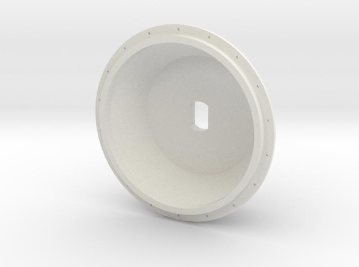 1/16 E-100 Drive Wheel Part 2 3d printed