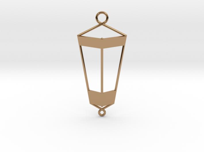 Lantern Pendant 3d printed