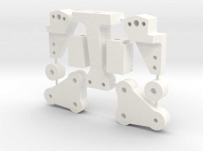 RC10 Lowering Kit 3d printed