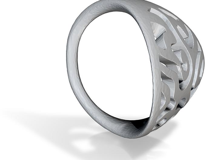 Ring 03 3d printed