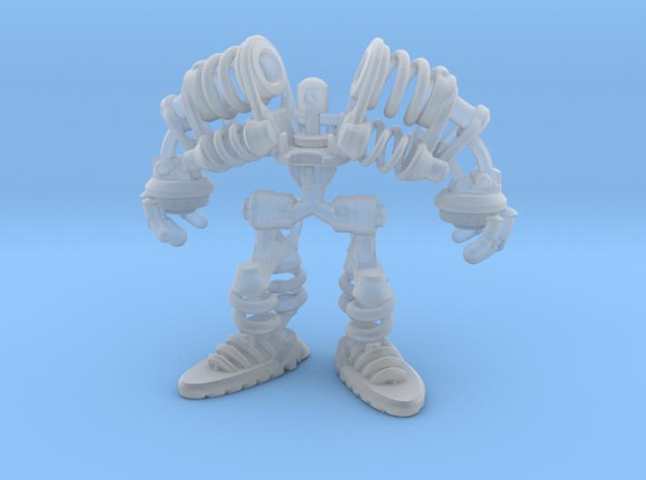 "Springbot V2-7 /Series#1  (60% 4cm/1.6"") 3d printed"