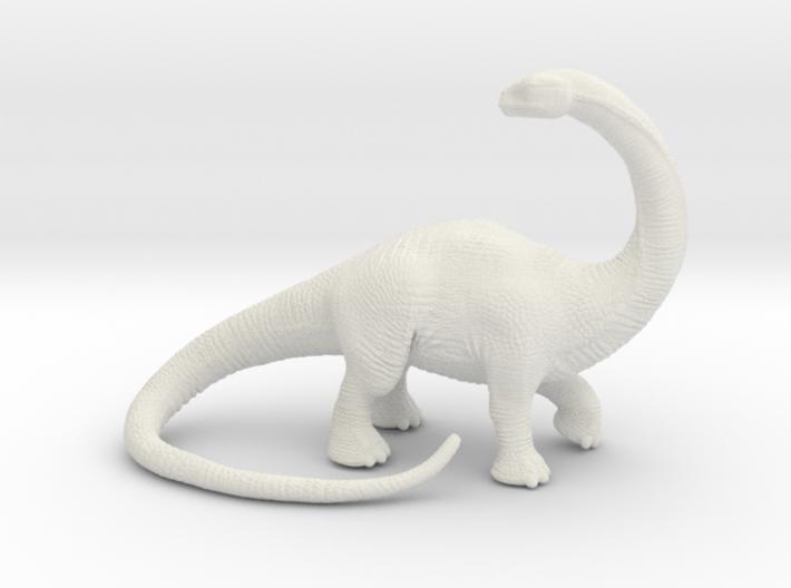 Brontosaurus 3d printed