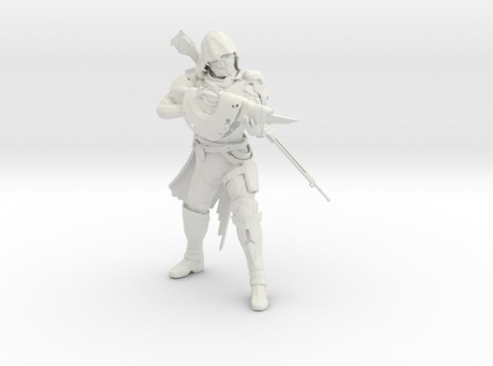 Gunslinger For Tdloganj 3d printed