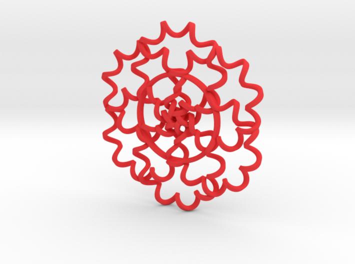 Crazy Spirals 3d printed