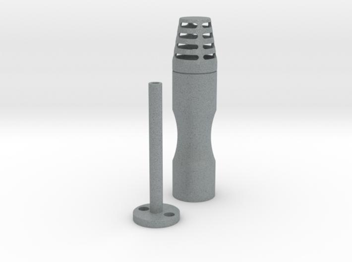 Jetpack Beacon 3d printed